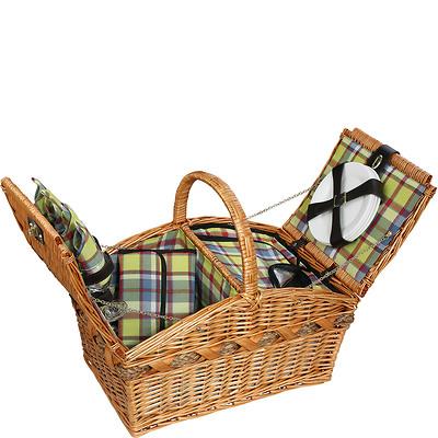 Cilio - Verbania Deluxe kosz piknikowy