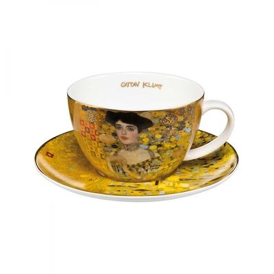 "Goebel - Gustav Klimt ,,Adele Bloch-Bauer"" filiżanka do herbaty"