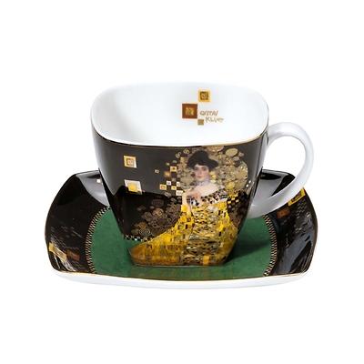 """Goebel - Gustav Klimt ,,Adele Bloch-Bauer"""" filiżanka do kawy"""