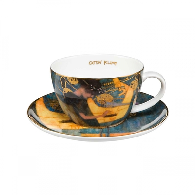 "Goebel - Gustav Klimt ,,Muzyka"" filiżanka do herbaty"