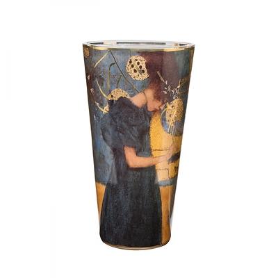 """Goebel - Gustav Klimt ,,Muzyka"""" wazon"""