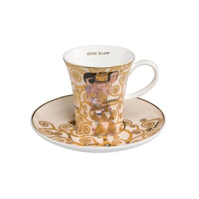 """Goebel - Gustav Klimt ,,Oczekiwanie"""" filiżanka do espresso"""