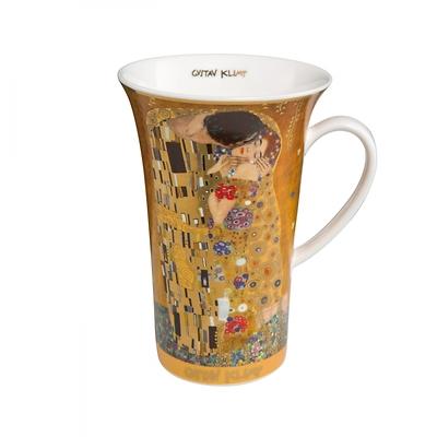 "Goebel - Gustav Klimt ,,Pocałunek"" kubek"