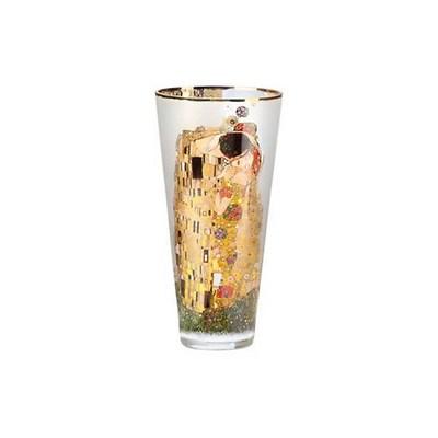"Goebel - Gustav Klimt ,, Pocałunek "" wazon"