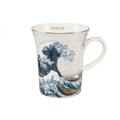 "Goebel - Hokusai Katsushika ,,Wielka Fala w Kanagawie"" kubek"