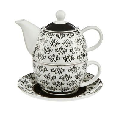 """Goebel - Maja Princess von Hohenzollern ,,Chateau"""" zestaw do herbaty"""