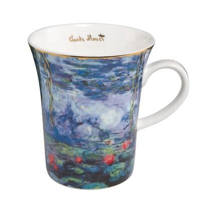 """Goebel - Oscar Cloude Monet """"Lilie wodne"""" kubek"""