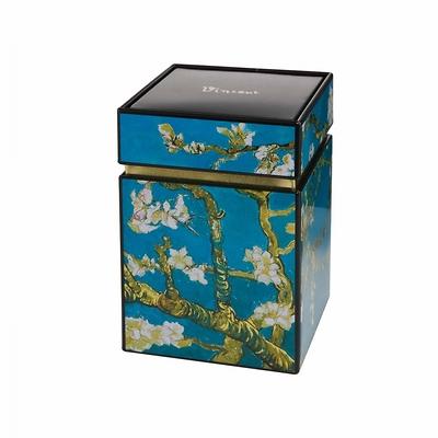 Goebel - Vincent Van Gogh Almond Tree pudełko na hrebatę, niebieskie