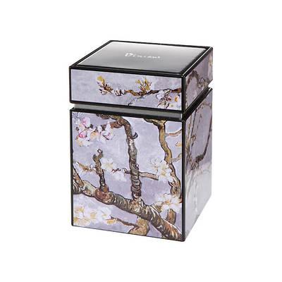 Goebel - Vincent Van Gogh Almond Tree pudełko na hrebatę, srebrne