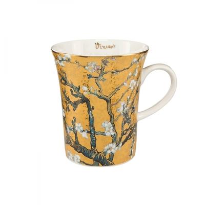 "Goebel - Vincent Willem van Gogh ,,Drzewo Migdałowe"" kubek"