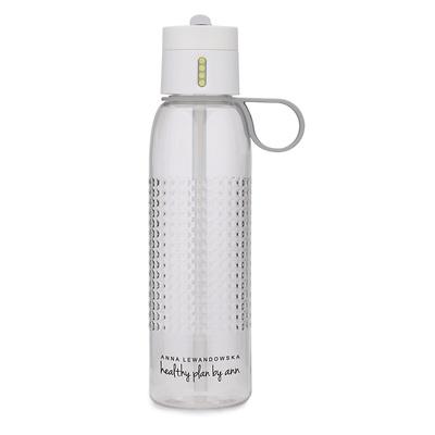 Healthy Plan by Ann - Butelka na wodę DOT HPBA biała