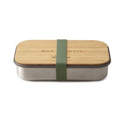 Healthy Plan by Ann - Lunch box oliwkowy