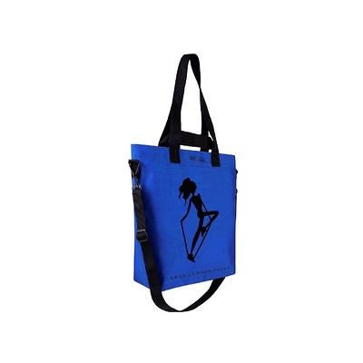 Healthy Plan by Ann - Torba Cargo Healthy Plan by Ann niebieska+ lunch box na sałatki