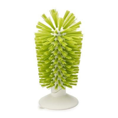 Joseph Joseph -  Brush-up Szczoteczka z przyssawką zielona