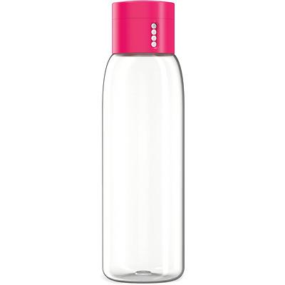 Joseph Joseph - Dot Różowa butelka na wodę