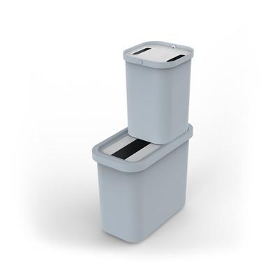 Joseph Joseph - GoRecycle Zestaw 2 koszy do recyklingu