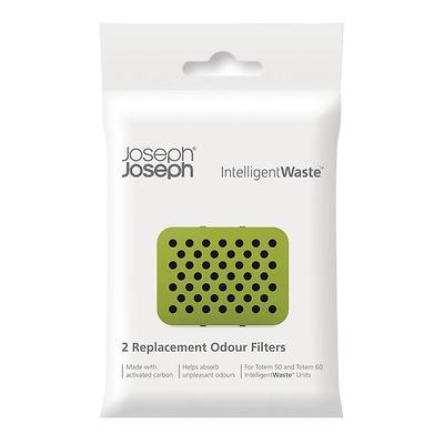 Joseph Joseph- Inteligent Waste Zestaw filtrów do kosza