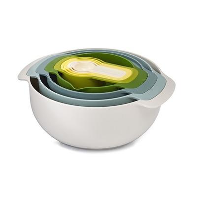 Joseph Joseph - Nest 9 Plus Zestaw przyrządów kuchennych opalowy