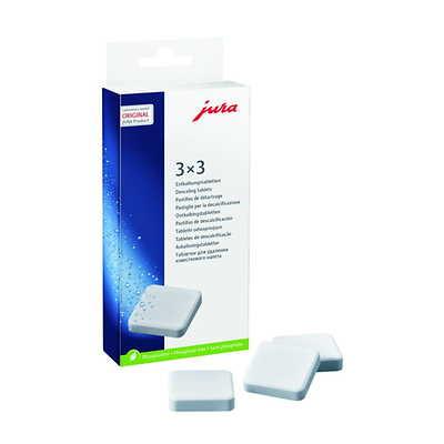 Jura - 2 fazowe tabletki odkamieniające