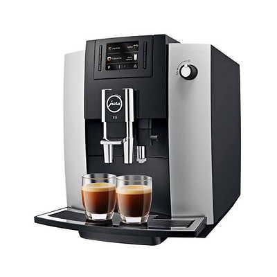 Jura - Ekspres do kawy E6 (EB) Platin