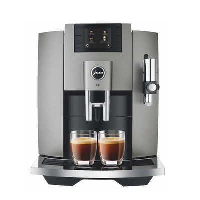 Jura - Ekspres do kawy E8 (EB) Dark Inox + Filiżanka do espresso GRATIS