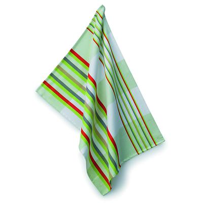 Kela - Amalie ściereczka kuchenna, zielone pasy