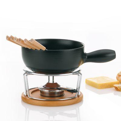 Kela - Natura zestaw do fondue serowego