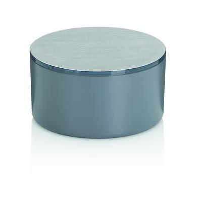 Kela - Tilda  pojemnik kosmetyczny z lusterkiem, szary