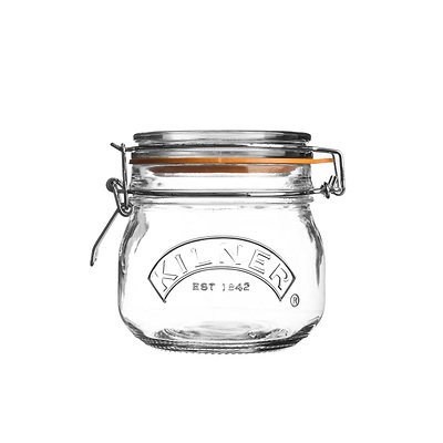 Kilner - Round Clip Top Jar Słoik