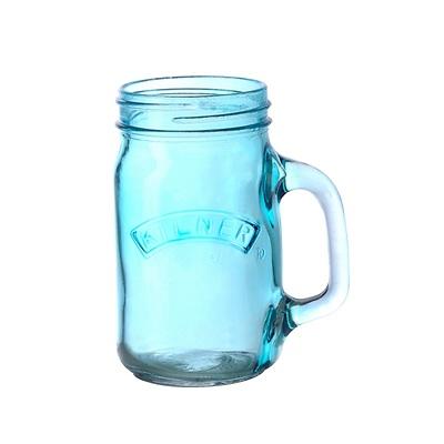 Kilner - Słoik do napojów, niebieski