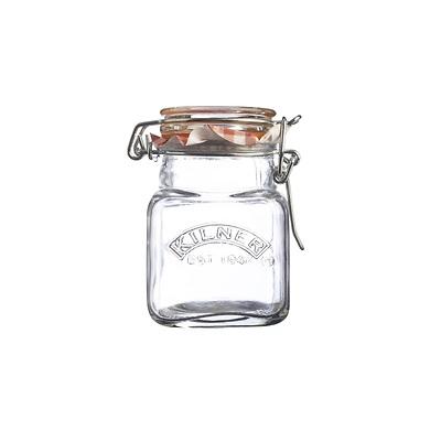 Kilner - Square Clip Top Jar