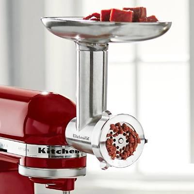 KitchenAid - Maszynka do mięsa metalowa