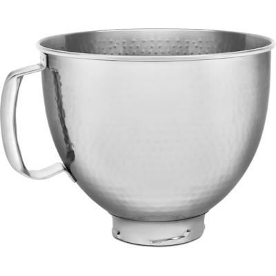KitchenAid - Ozdobna dzieża stalowa, młotkowana