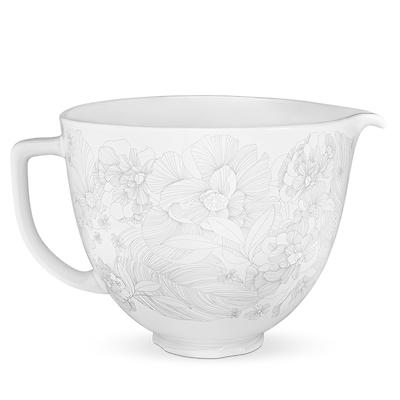 KitchenAid - Unikalna dzieża ceramiczna Whispering Floral