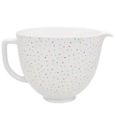 KitchenAid - Unikalna dzieża ceramiczna Confetti Sprinkle