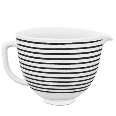 KitchenAid - Unikalna dzieża ceramiczna Horizontal Stripes