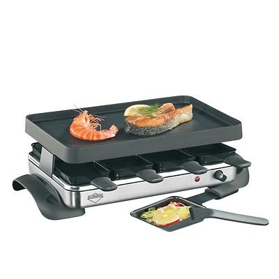Küchenprofi - Exclusive raclette,  grill stołowy dla 8 osób