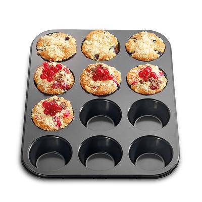 Küchenprofi - forma do 12 muffinek