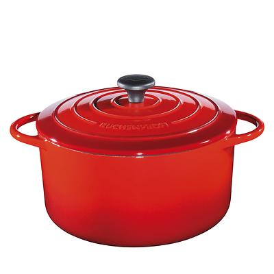 Küchenprofi - Provence garnek do zapiekania, czerwony