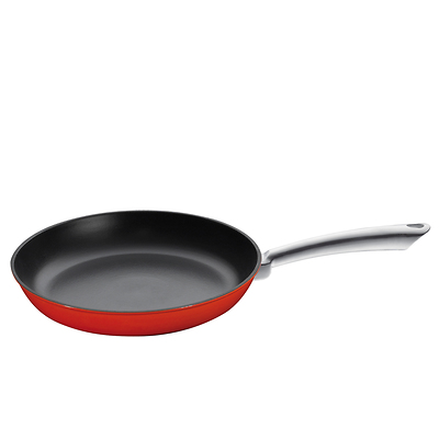 Küchenprofi - Provence patelnia żeliwna, czerwona