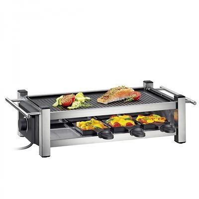 Küchenprofi - Taste raclette,  grill stołowy dla 8 osób