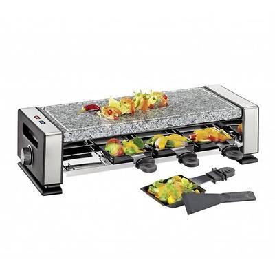 Küchenprofi - Vista8 raclette,  grill stołowy dla 8 osób