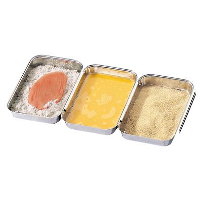 Küchenprofi - zestaw do panierowania