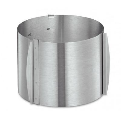 Küchenprofi - Pâtissier, wysoka regulowana obręcz do ciast