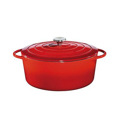 Küchenprofi - Provence mały garnek do zapiekania, czerwony