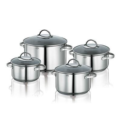 Küchenprofi - Siena  zestaw garnków