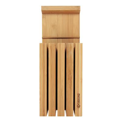 Kyocera - Bambusowy blok do noży