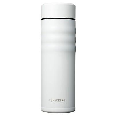 Kyocera - Twist Top Kubek termiczny biały