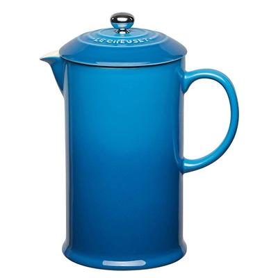 Le Creuset - Zaparzacz do kawy ze stalowym tłokiem,  marsylski