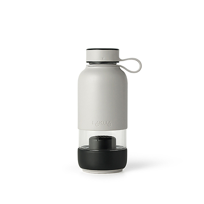 Lekue - TO GO Butelka szklana z filtrem